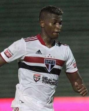 São Paulo: após 'confusão' com estrangeiros na escalação, Orejuela é cortado contra o Flamengo