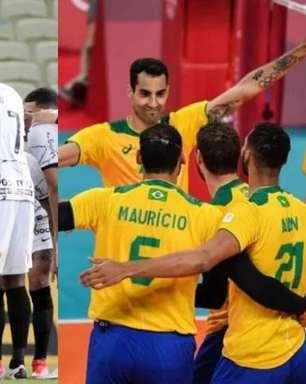 Brasileirão, Jogos Olímpicos... Saiba onde assistir aos eventos esportivos de segunda-feira