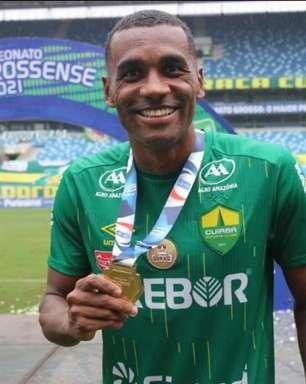Ex-jogador do Corinthians, Marllon enfrentará o Timão pela primeira vez desde a saída: 'Estou feliz no Cuiabá'