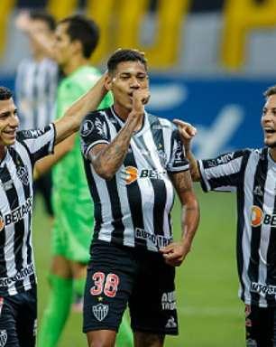 Marrony pode deixar o Atlético-MG e acertar com o Midtjylland, da Dinamarca