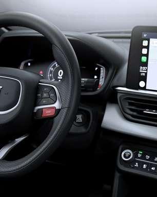 Fiat revela o interior do Pulse, seu primeiro SUV compacto