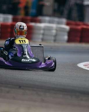 Rafa Câmara e Matheus Ferreira conquistam vice no Campeonato Europeu de Kart
