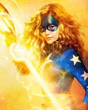 Stargirl: Trailer da 2ª temporada introduz supervilão e super-heroína