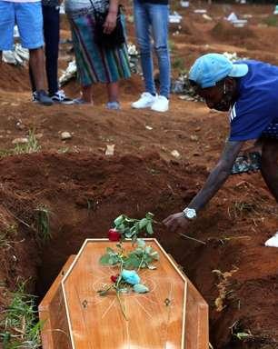 Brasil ultrapassa 590 mil mortes por covid-19