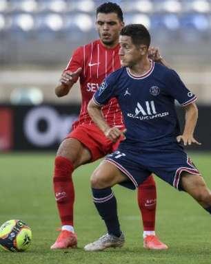 Sem Sergio Ramos, PSG empata com o Sevilla; veja o resultado de amistosos do futebol europeu