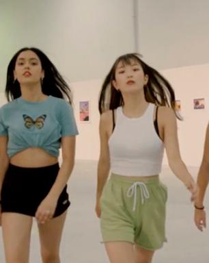 """Vídeo: Now United dança """"Brutal"""", música de Olivia Rodrigo"""