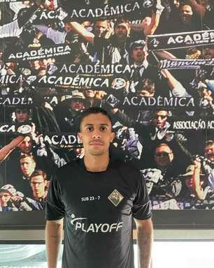 Destaque na Tailândia, meia-atacante ex-Flamengo vai atuar no futebol português