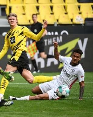 Dirigente do Borussia Dortmund garante permanência de Haaland