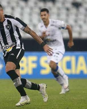 Análise: liderado por Rafael Navarro, Botafogo vence e ganha confiança antes de clássico com o Vasco