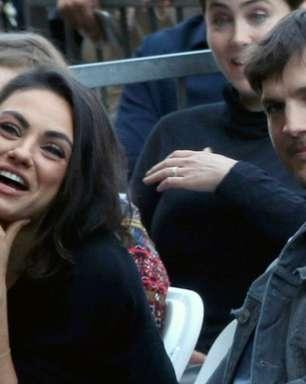 Mila Kunis, Ashton Kutcher e mais famosos que fogem do banho