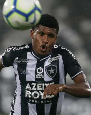 Pelas redes sociais, Rhuan se despede do Botafogo: 'O Glorioso estará sempre em meu coração'