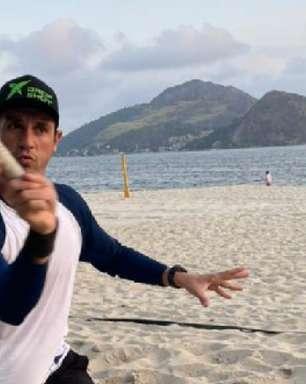 Vice Mundial busca mais um título no Beach Tennis em Maceió (AL)