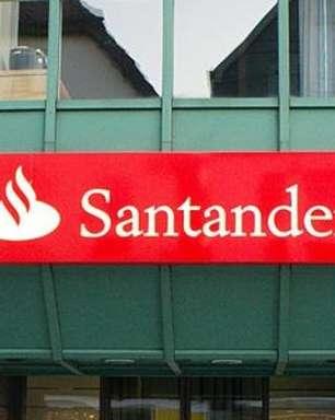 Resultado e troca de presidente fazem ações do Santander caírem