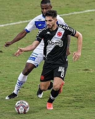 Bragantino está de olho em Andrey, do Vasco