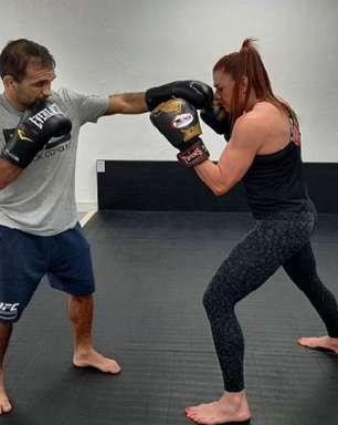 Multicampeã no Kickboxing auxilia em preparação de Rani Yahya para duelo no UFC; saiba mais