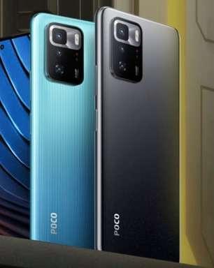 Poco X3 GT traz câmera tripla de 64 MP e recarga super-rápida por US$ 299
