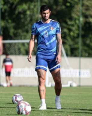 'Me sinto em casa', afirmou Bruno Moraes sobre retorno ao Santa Cruz