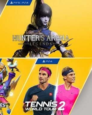PS Plus de agosto tem Hunter's Arena e mais jogos no PS4 e PS5