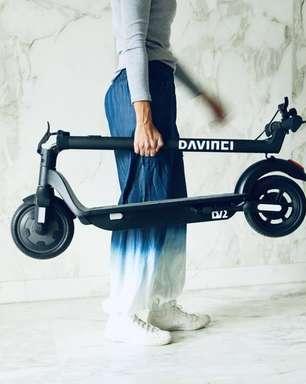 Ex-Yellow cria startup Davinci e quer vender patinetes elétricos por até R$ 7,5 mil