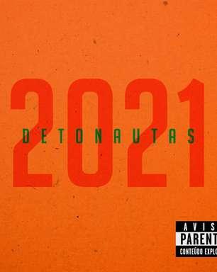 Tico Santa Cruz, do Detonautas, fala sobre a crítica social do novo 'Álbum Laranja'
