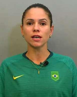 Érika garante Seleção feminina focada para duelo com Canadá