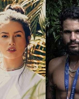 A internet está shippando Juliette com o campeão olímpico Ítalo Ferreira
