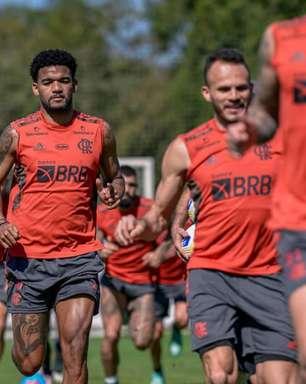 Renato Gaúcho usa trio como exemplo e dá novo passo na recuperação de atletas no Flamengo