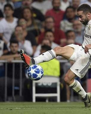 Real Madrid acerta renovação com Carvajal até 2025