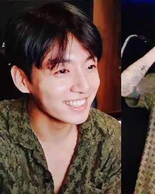 BTS: Jungkook faz pijama de R$ 2,3 mil esgotar após live