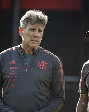 Renato Gaúcho confirma Flamengo com quatro mudanças para encarar o ABC; veja a escalação