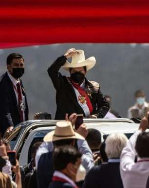 No 'berço da liberdade', Castillo defende um Peru sem corrupção