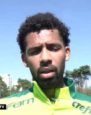 PALMEIRAS: Matheus Fernandes fala do seu retorno ao clube e revela apoio de Abel Ferreira que o espera 'leve e solto' o quanto antes