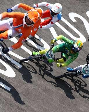Renato Rezende avança à semifinal do BMX nos Jogos Olímpicos