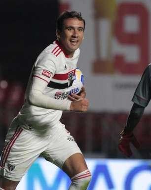 Cotado para sair, Pablo rechaça negociação: 'Meu foco é no São Paulo'