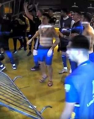Lembre episódios que argentinos armaram confusão após derrotas