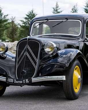 Como o Citroën Traction Avant revolucionou a indústria