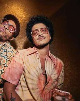 "Bruno Mars e Anderson .Paak lançam ""Skate"""