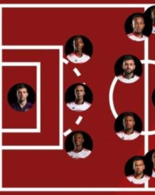 Rigoni encaixa perfeitamente no esquema do São Paulo de Hernán Crespo e tem ótimo início pelo clube