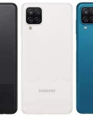 Galaxy A12s, celular básico e com bateria grande, é liberado pela Anatel