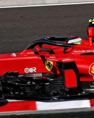 """Ferrari F1: """"Cumprimos todo o nosso planejamento hoje"""""""