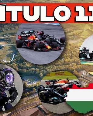 GP às 10: Cinco motivos para prestar atenção no GP da Hungria de F1