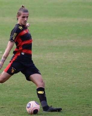 Iago Maidana deixa o Sport e volta a ter vínculo com o Atlético-MG