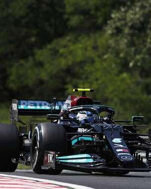 Confira declarações dos pilotos após sexta-feira do GP da Hungria de F1 2021