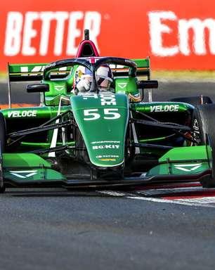 Chadwick larga da pole-position no GP da Hungria da W Series. Tomaselli é 6ª