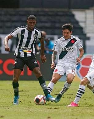 Botafogo x Vasco: prováveis times, onde assistir, desfalques e palpites