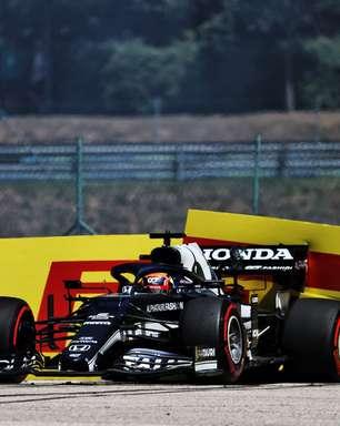 Galeria: as imagens do primeiro dia de treinos da F1 na Hungria