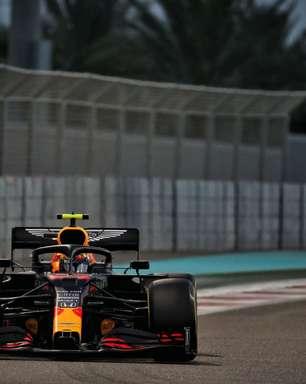 """Red Bull F1 fez com que Albon reproduzisse traçado de Hamilton como """"nova evidência"""""""