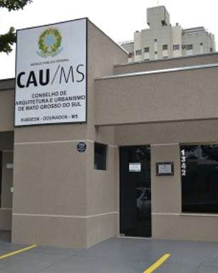 Concurso CAU MS: inscrições abertas para 165 vagas; até R$6 mil