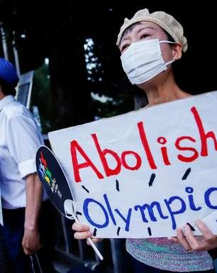 Japão pede aos torcedores para verem Jogos em casa
