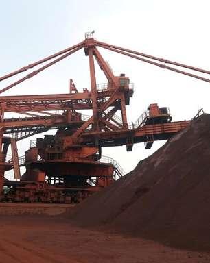 Minério de ferro despenca diante de perspectivas negativas para demanda chinesa